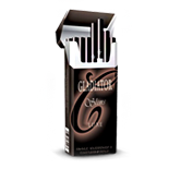 Gladiator slims cigarettes